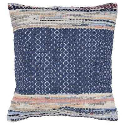 Dena Diamond Cotton Throw Pillow - Wayfair