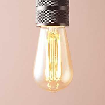 LED Light Bulb, Straight - West Elm