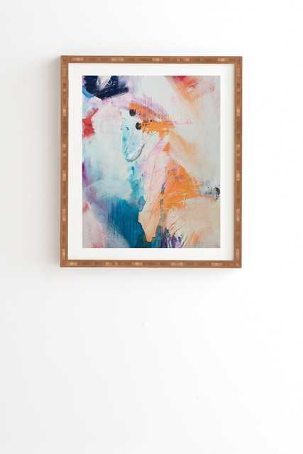 "Kent Youngstrom Publish It Framed Wall Art - 19"" x 22.4"" - Wander Print Co."