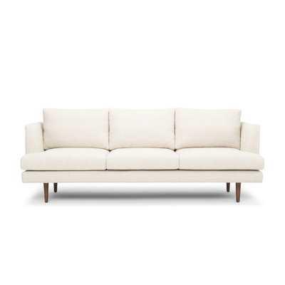 """Naomi 84"""" Recessed Arms Sofa - Wayfair"""