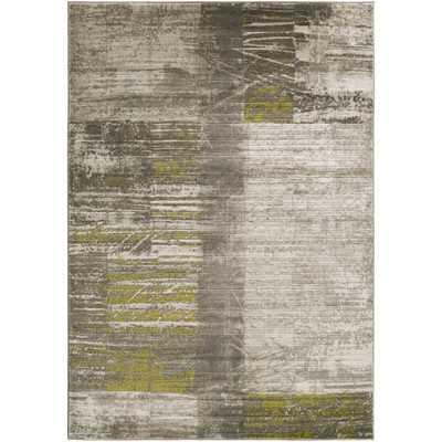 Chartwell Gray/Olive Area Rug - Wayfair