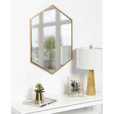 Hentz Modern & Contemporary Accent Mirror - AllModern