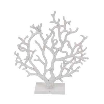Dunlap Coastal Branched Coral Figurine - Birch Lane