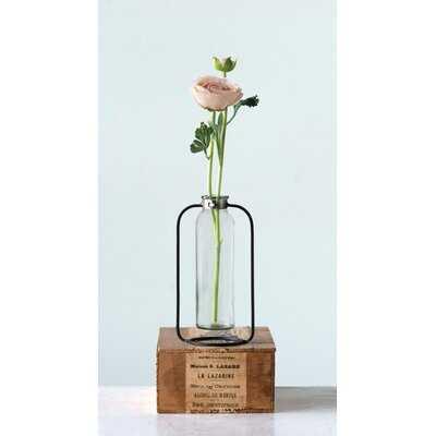 Treece Glass Table Vase - Wayfair