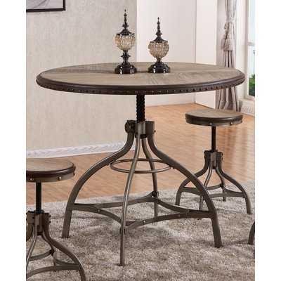 Adjustable Pub Table - Wayfair