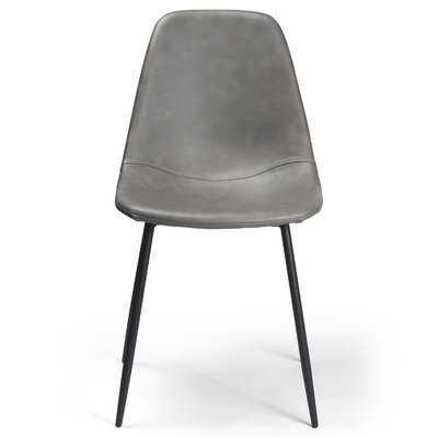 Avers Upholstered Side Chair (Set of 2) - AllModern