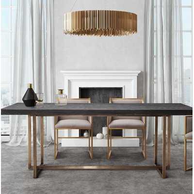 Avalon Dining Table - Wayfair