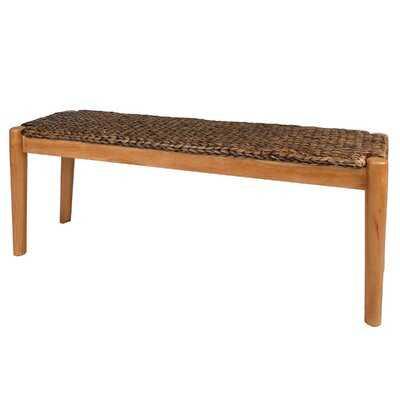 Malmesbury Wood Bench - AllModern