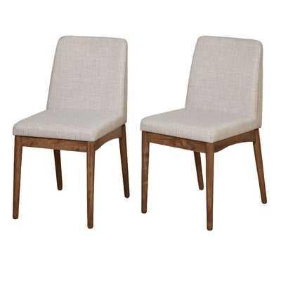 Lydia Dining Chair (Set of 2) - Wayfair