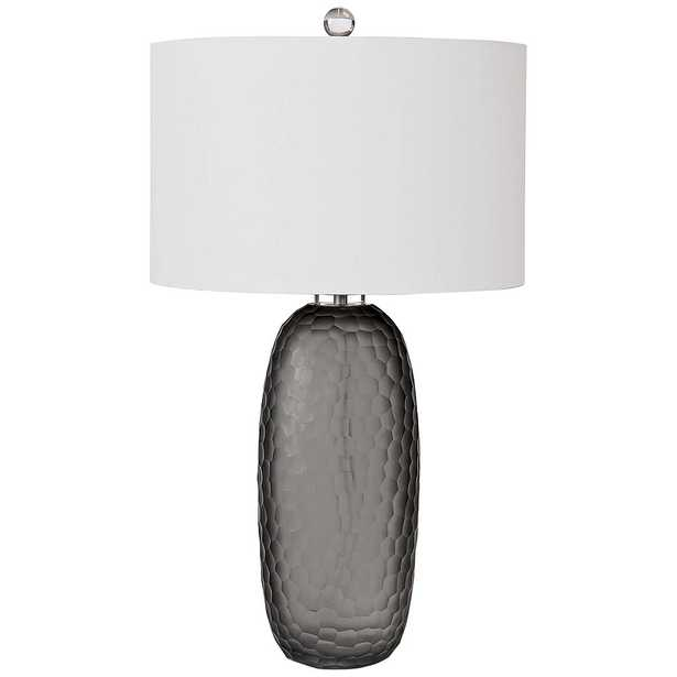 Regina Andrew Honeycomb Glass Table Lamp - Style # 37D12 - Lamps Plus