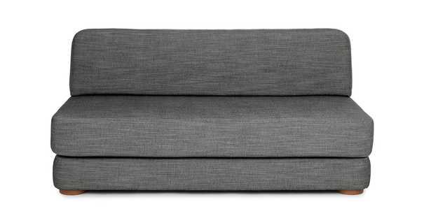 Simplis Gale Gray Sofa - Article