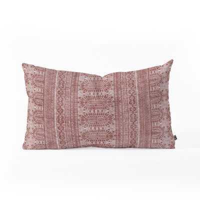 Holli Zollinger Dotted Outdoor Lumbar Pillow - Wayfair