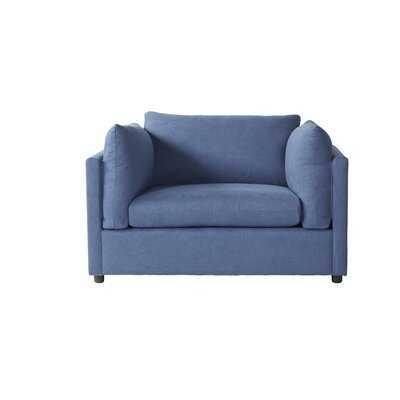 Mauk Cuddle Chair and a Half - Wayfair