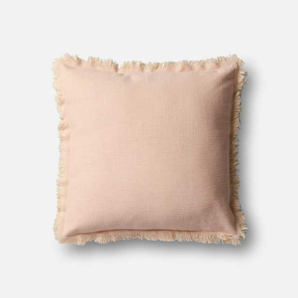 PILLOWS - PINK / BEIGE - Loma Threads