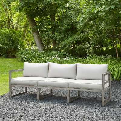 Monaco Patio Sofa with Cushions - AllModern