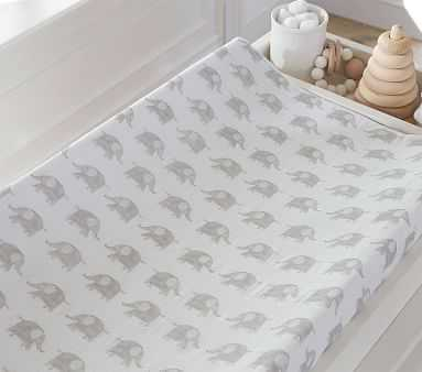 Taylor Muslin Changing Pad Cover, Changing, Multi - Pottery Barn Kids