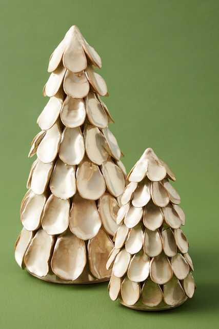 Spruce Tree Decorative Object - Anthropologie