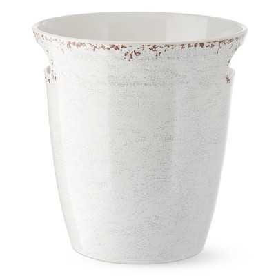 Rustic Melamine Champagne Bucket - Williams Sonoma