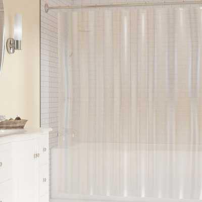 PEVA Single Shower Curtain Liner - Birch Lane