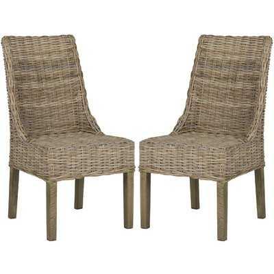 Tillie Arm Chair (set of 2) - Wayfair