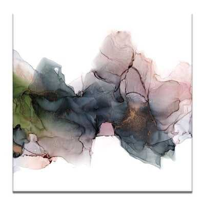 'Enchanted' Graphic Art Print on Canvas - Wayfair