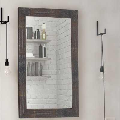 Edmonia Iron Age Oxidized Bathroom/Vanity Mirror - Wayfair