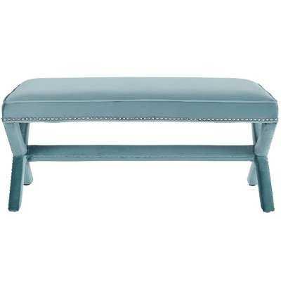 Cassian Upholstered Bench - Wayfair