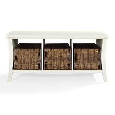 Lewisetta Storage Bench - Wayfair
