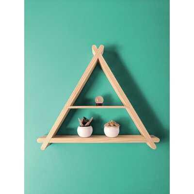 Richville Triangle Wall Shelf - Wayfair