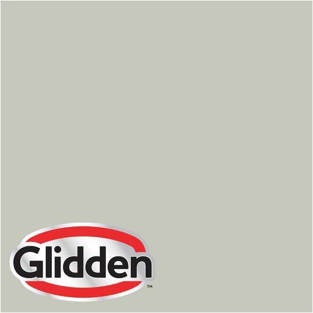 Glidden Premium 8 oz. #HDGCN07U Miller's Cove Sage Eggshell Interior Paint Sample, Multi - Home Depot