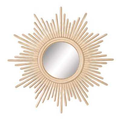 Metal Wall Mirror - Wayfair