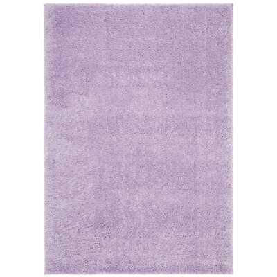 Bartz Lilac Area Rug - Wayfair