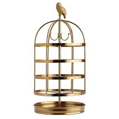 Harry Potter(TM) Hedwig Jewelry Cage - Pottery Barn Teen
