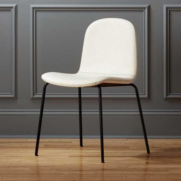 Primitivo White Chair - CB2