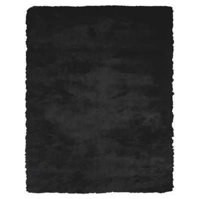 Agathon Black Rug - Wayfair
