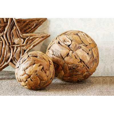 Harini Decorative Ball Sculpture - Wayfair
