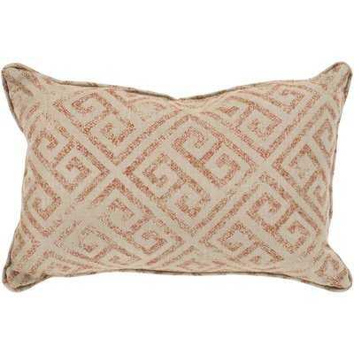 Regina Indoor/Outdoor Lumbar Pillow - AllModern