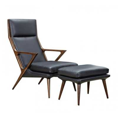 Ellesmere Lounge Chair - Wayfair