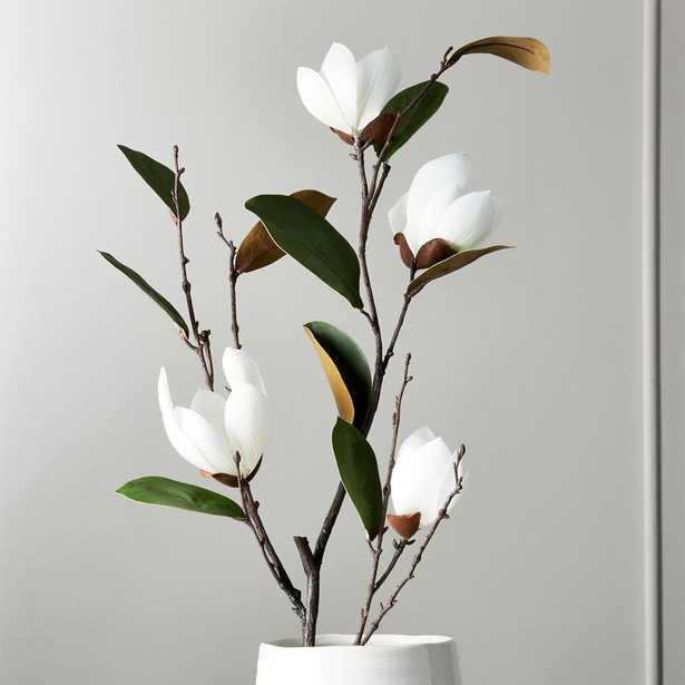 Faux Magnolia Stem - CB2