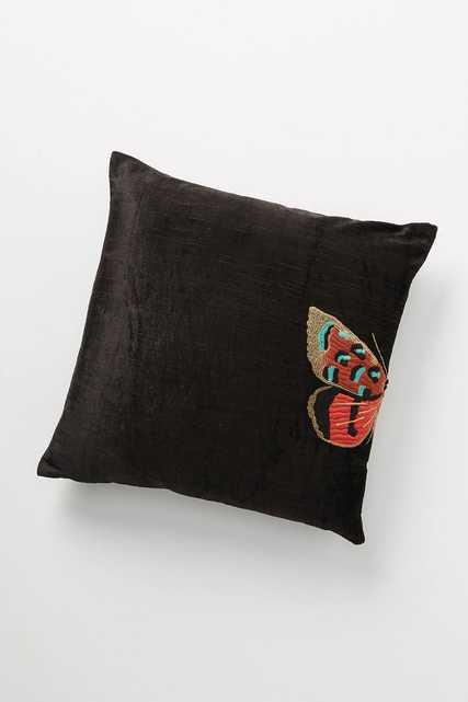 Embellished Isadora Pillow - Anthropologie