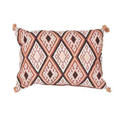 Jermaine Tribal Pattern Lumbar Pillow - Wayfair