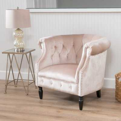 Lenita Chesterfield Chair - Wayfair