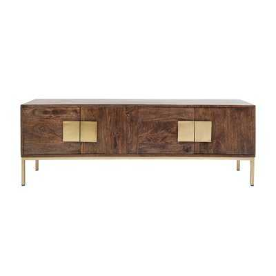 """Kyte Cabinet TV Stand for TVs up to 55"""" inches - AllModern"""