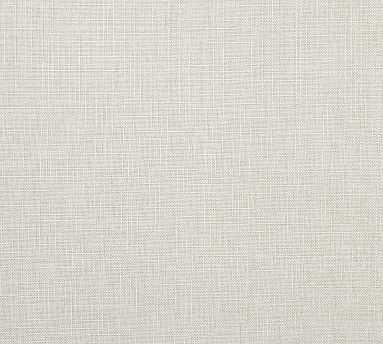Fabric by the Yard - Basketweave Slub Oatmeal - Pottery Barn