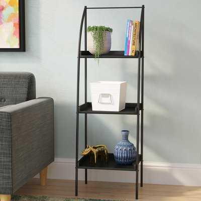 Fleming Etagere Bookcase - Wayfair