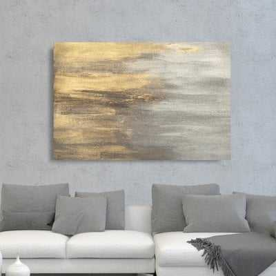 'Into The Night' Painting Print on Canvas - Wayfair