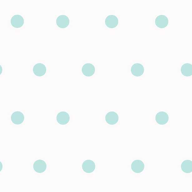 Kenley Taupe (Brown) Polka Dots Wallpaper Sample - Home Depot