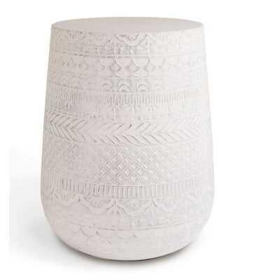 Yerkes Concrete Side Table - Wayfair
