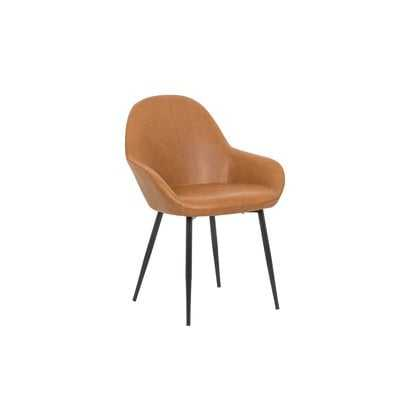 Marez Upholstered Dining Chair - Wayfair