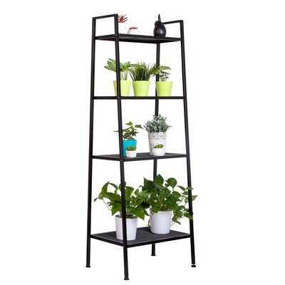 Brightside Widen 4 Tiers Ladder Bookcase - Wayfair